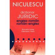 Dictionar juridic englez-roman/roman-englez (Ronald Lister)