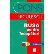 Rusa pentru incepatori & CD audio - Victoria Wildemann