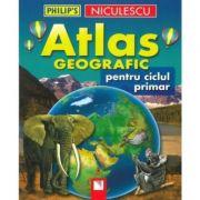 Atlas geografic pentru ciclul primar - David Wright