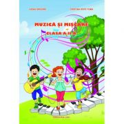 Muzica si miscare - Clasa a II-a (Adina Grigore)