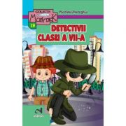 Detectivii clasei a VII-a (Nicolae Gheorghiu)