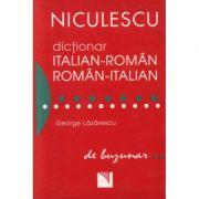 Dictionar italian-roman/roman-italian. De buzunar (Georgeta Lazarescu)