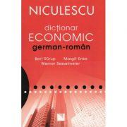 Dictionar economic german-roman (Bert Rurup)