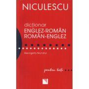 Dictionar englez-roman/roman-englez. Pentru toti (Georgeta Nichifor)