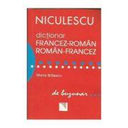Dictionar francez-roman/roman-francez - De Buzunar (Maria Braescu)