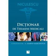 Dictionar de termeni medicali - Dr. Harvey Marcovitch