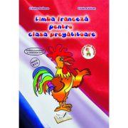 Limba franceza pentru clasa pregatitoare (Cristina Bolbose)