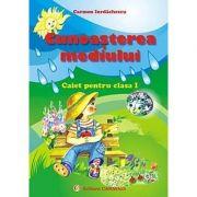 Cunoasterea mediului - Clasa I (Carmen Iordachescu)