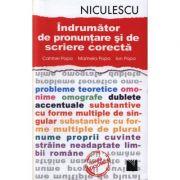 Indrumator de pronuntare si de scriere corecta - Catrinel Popa