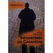 Intoarcerea lui Casanova (Arthur Schnitzler)