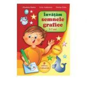 Invatam semnele grafice (5-7 ani) - Livia Andreescu