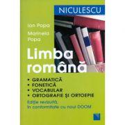 Limba romana. Gramatică, fonetica, vocabular, ortografie si ortoepie (Ion Popa) - Ed. Niculescu ABC