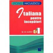 Italiana pentru incepatori cu CD audio (Anne Braun)