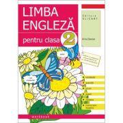Limba engleza pentru clasa 2 (Arina Damian)