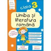 Limba si literatura romana. Clasa a III-a - Arina Damian
