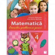 Matematica - Clasa a IV-a. Exercitii, probleme si jocuri