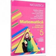 Matematica. Exercitii si probleme pentru clasa a V-a (Rozica Stefan)
