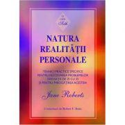 Natura realitatii personale. O carte Seth (Jane Roberts)