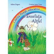 Panseluta Altfel. Colectia 'Povesti Educative' (Adina Grigore)
