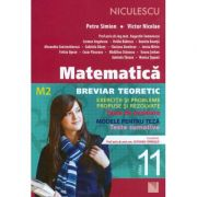 Matematica, clasa a XI-a (M2). Breviar teoretic cu exercitii si probleme propuse si rezolvate