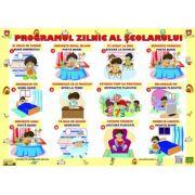 Programul zilnic al scolarului