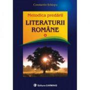 Metodica predarii literaturii romane (Constantin Schiopu)