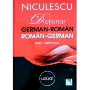 Dictionar german-roman/roman-german: Uzual (Ioan Lazarescu)