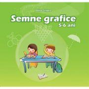 Semne Grafice 5-6 ani - Adina Grigore