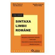 SINTAXA LIMBII ROMANE. Strict necesar (Maria Popescu)