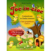 JOC-IN-CIOC. Comunicare in limba romana - clasa pregatitoare si clasa I (Fise de jocuri pentru elevi)