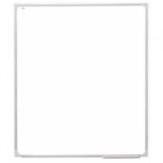 Tabla scolara alba din aluminiu ( suprafata metalo-ceramica magnetica) TSMAP100
