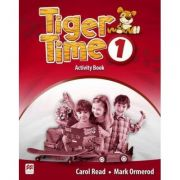 Tiger Time level 1 Activity Book/Caietul elevului
