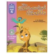 The short-necked Giraffe (Primary Reader Level 4 + CD) - H. Q. Mitchell, Marileni Malkogianni