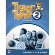 Tiger Time level 2 Activity Book/Caietul elevului