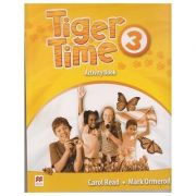 Tiger Time level 3 Activity Book/Caietul elevului