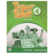 Tiger Time 4 Activity Book ( Caietul elevului )