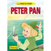 Seria lipesti si citesti - Peter Pan (0762)