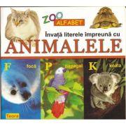Zoo Alfabet. Invata literele impreuna cu animalele