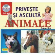 Priveste si asculta animalele domestice - Diana Rotaru