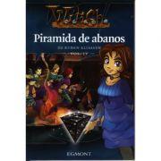 W. I. T. C. H. Volumul 4. Piramida de abanos