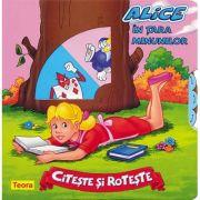 Alice in tara minunilor-Citeste si roteste (1267)