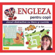 Engleza pentru copii - Diana Rotaru