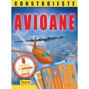 Construieste Avioane. 6 modele detasabile