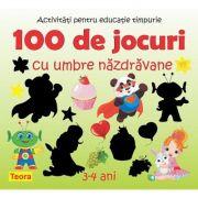 100 de jocuri cu umbre - Diana Rotaru