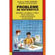 Probleme de matematica pentru cl. a VIII-a (Popa Dimitru)