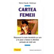 Cartea femeii de Marie-Claude Delahaye (416)