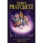 In excavator (Terry Pratchett)
