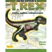 Descopera un T. REX. 14 machete 3D
