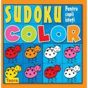Sudoku color pentru copii isteti 1