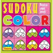 Sudoku color pentru copii isteti 2